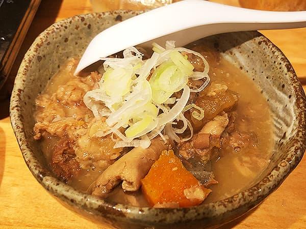 東京 新橋 清水 HONTEN|モツ煮