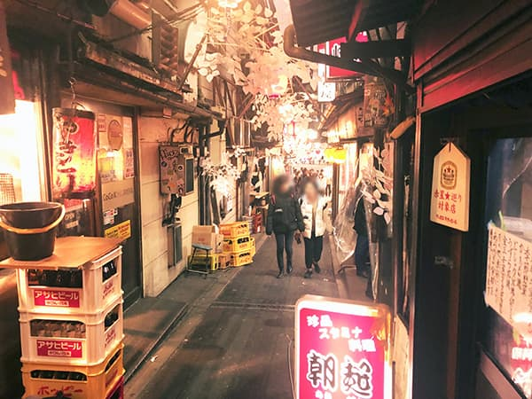 東京 新宿 カブト|思ひで横丁