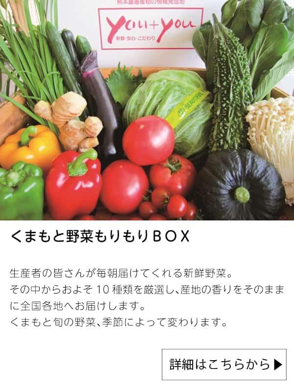 くまもと野菜もりもりBOX|JAタウン