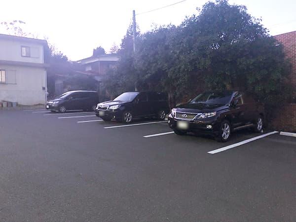 東京 八王子 ジョージ|駐車場