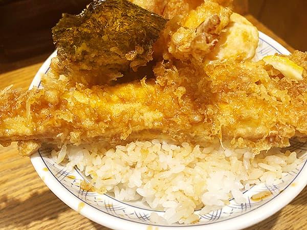 東京 日本橋 天丼 金子半之助 本店 天丼