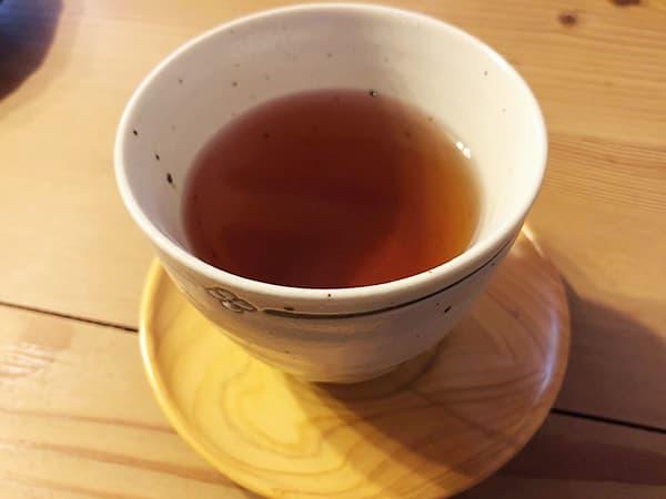 東十条 一東菴|蕎麦茶