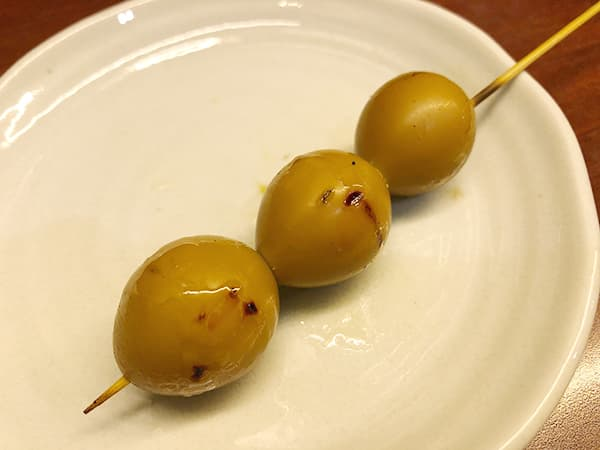 東京 上野 地鶏屋ごくう 上野店|煮うずらの玉子串