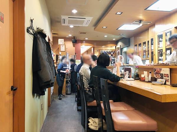 東京 新橋 地鶏屋|店内