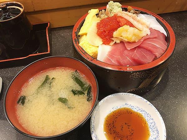 東京 小伝馬町 寿司富|ちらし