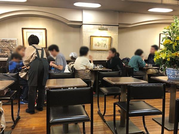 東京 新宿 時屋 新宿小田急ハルク店|店内