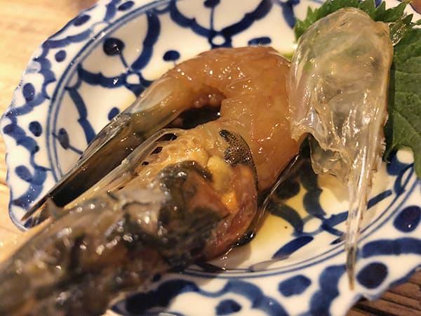 東京 神田 小籠包マニア|酔払い海老