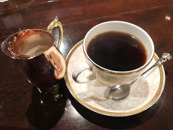 東京 池袋 皇琲亭|ブレンドコーヒー