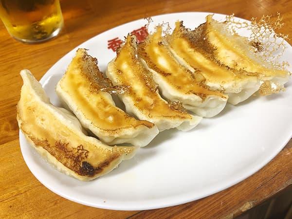 栃木 宇都宮 香蘭|焼餃子