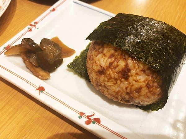 栃木 宇都宮 青源 パセオ店|青源の極上味噌おにぎり