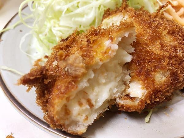 東京 神保町 キッチン南海|クリームコロッケ