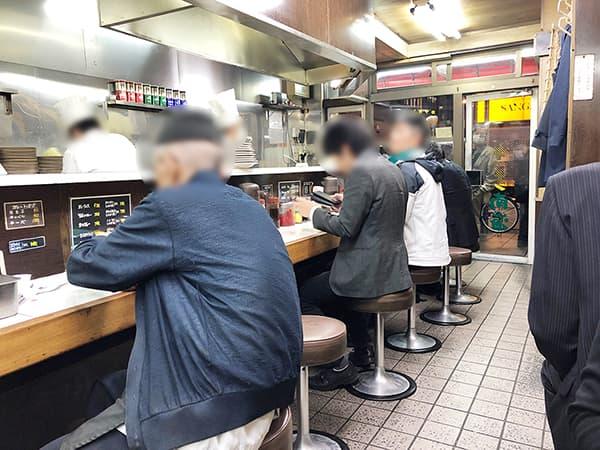 東京 神保町 キッチン南海|店内