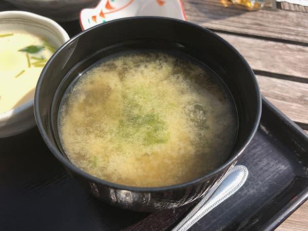 神奈川 三浦 松輪 味噌汁