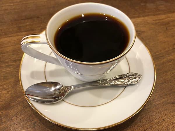 東京 人形町 喫茶去 快生軒|ブレンドコーヒー