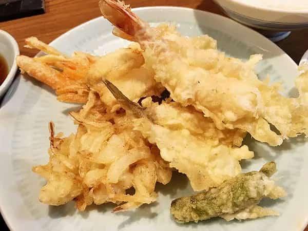 東京 人形町 天ぷら 中山|海老天丼