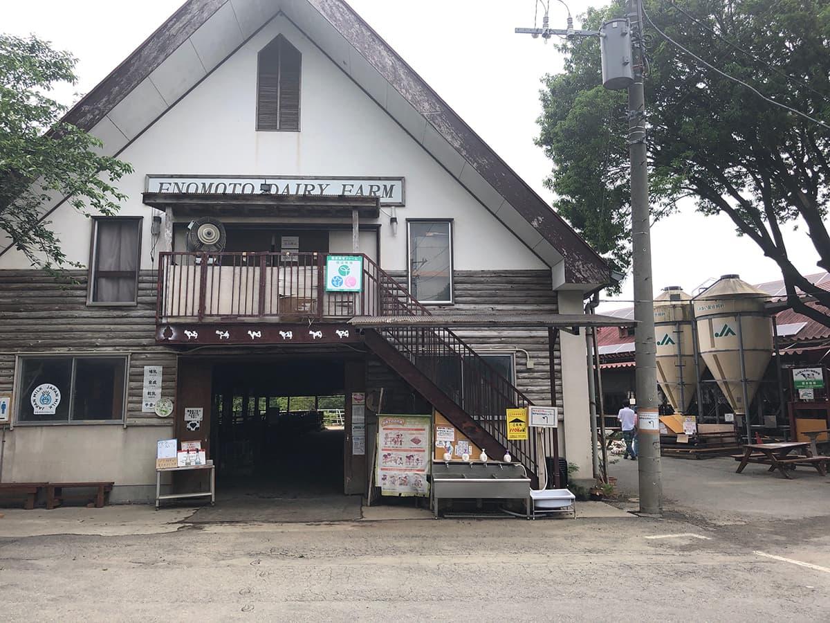 埼玉 上尾 榎本牧場 フォルトゥーナ|榎本牧場