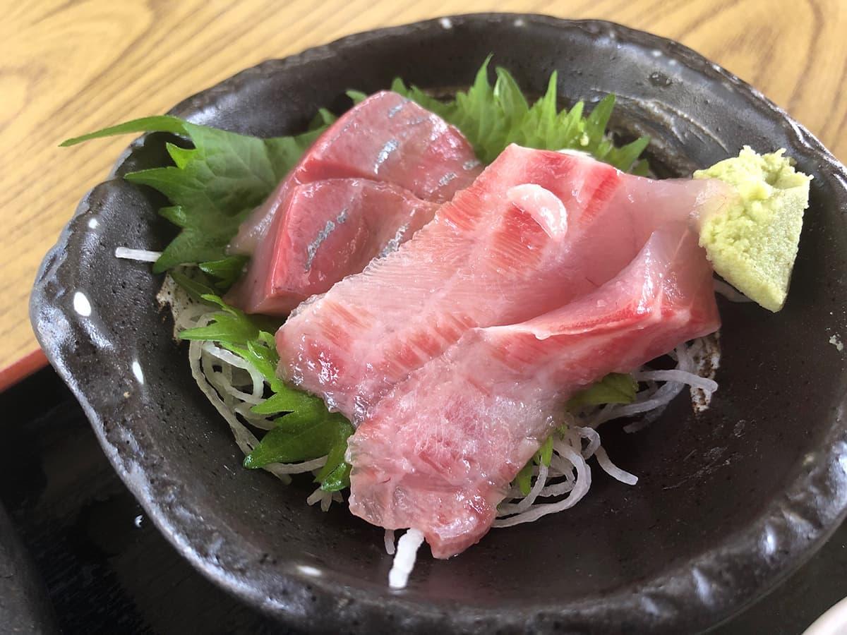 静岡 伊東 ふしみ食堂|お刺身