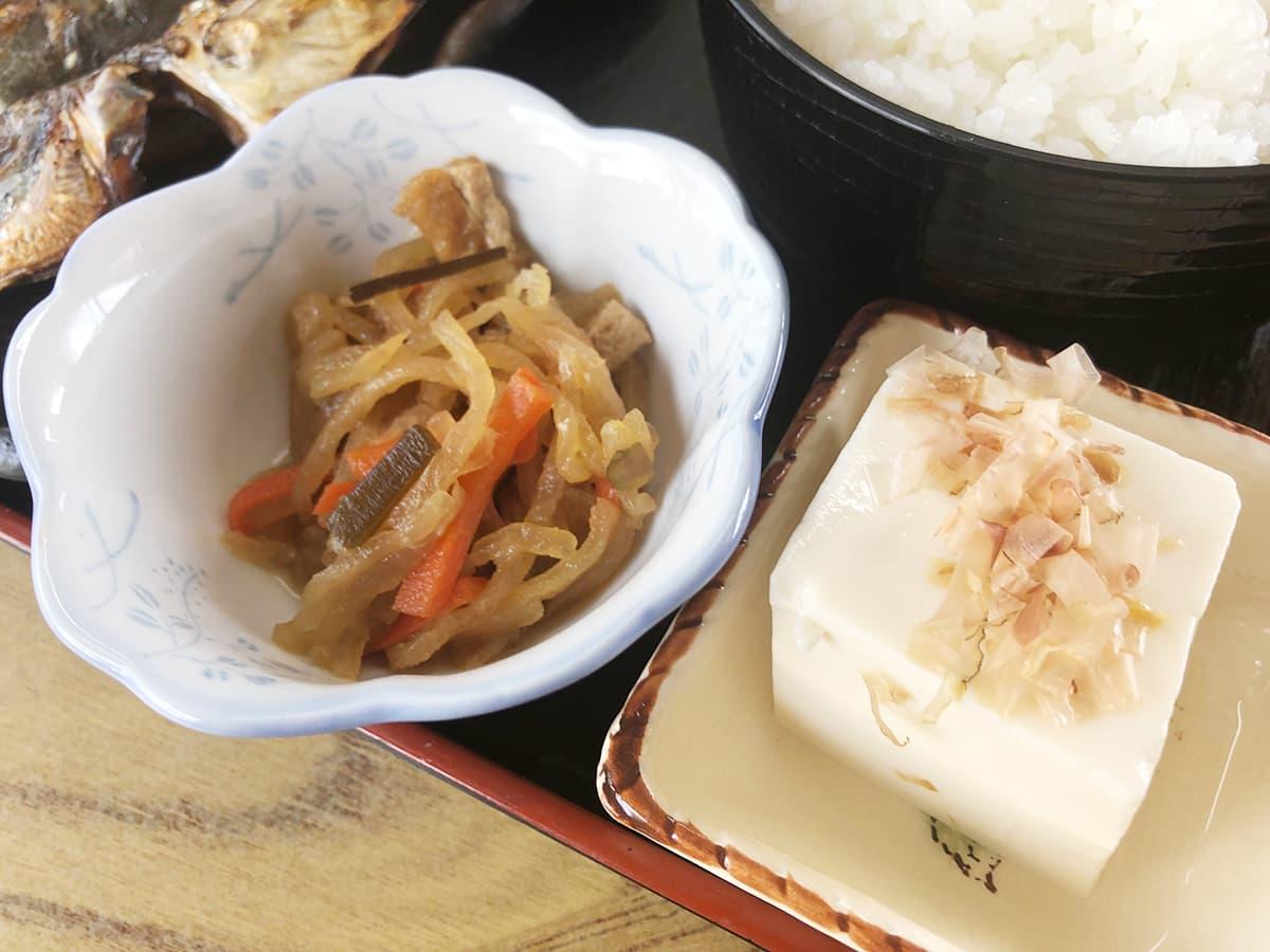 静岡 伊東 ふしみ食堂|小鉢