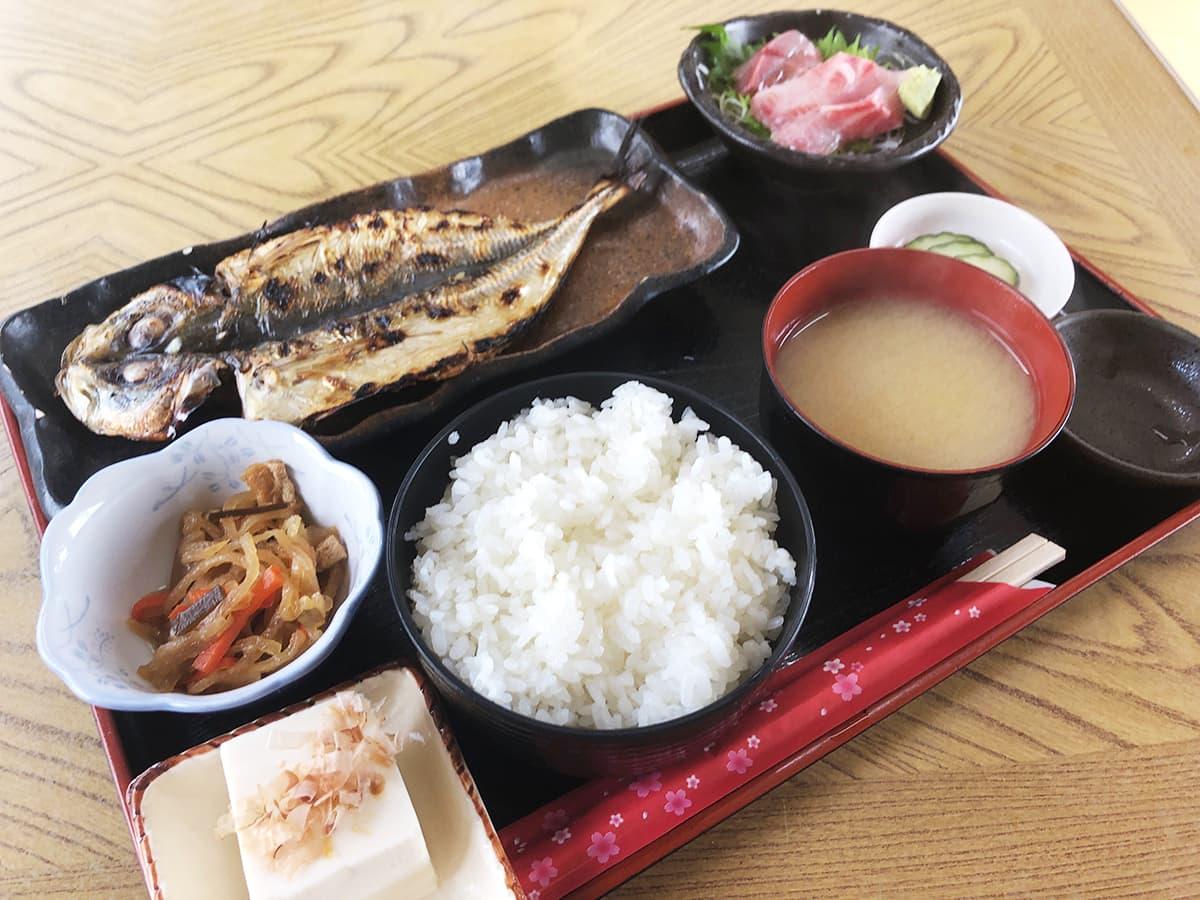 静岡 伊東 ふしみ食堂|地元ごはん定食