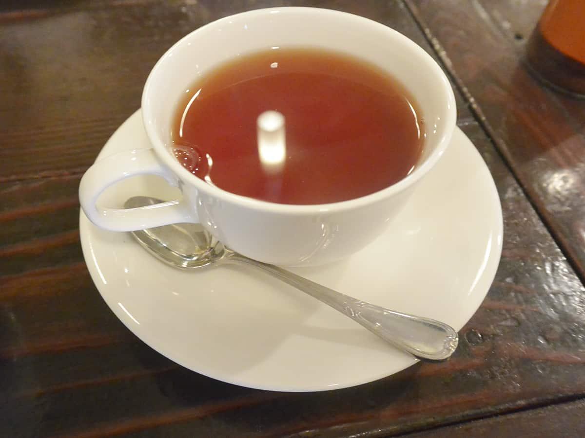 東京 西国分寺 オステリア西国分寺|紅茶