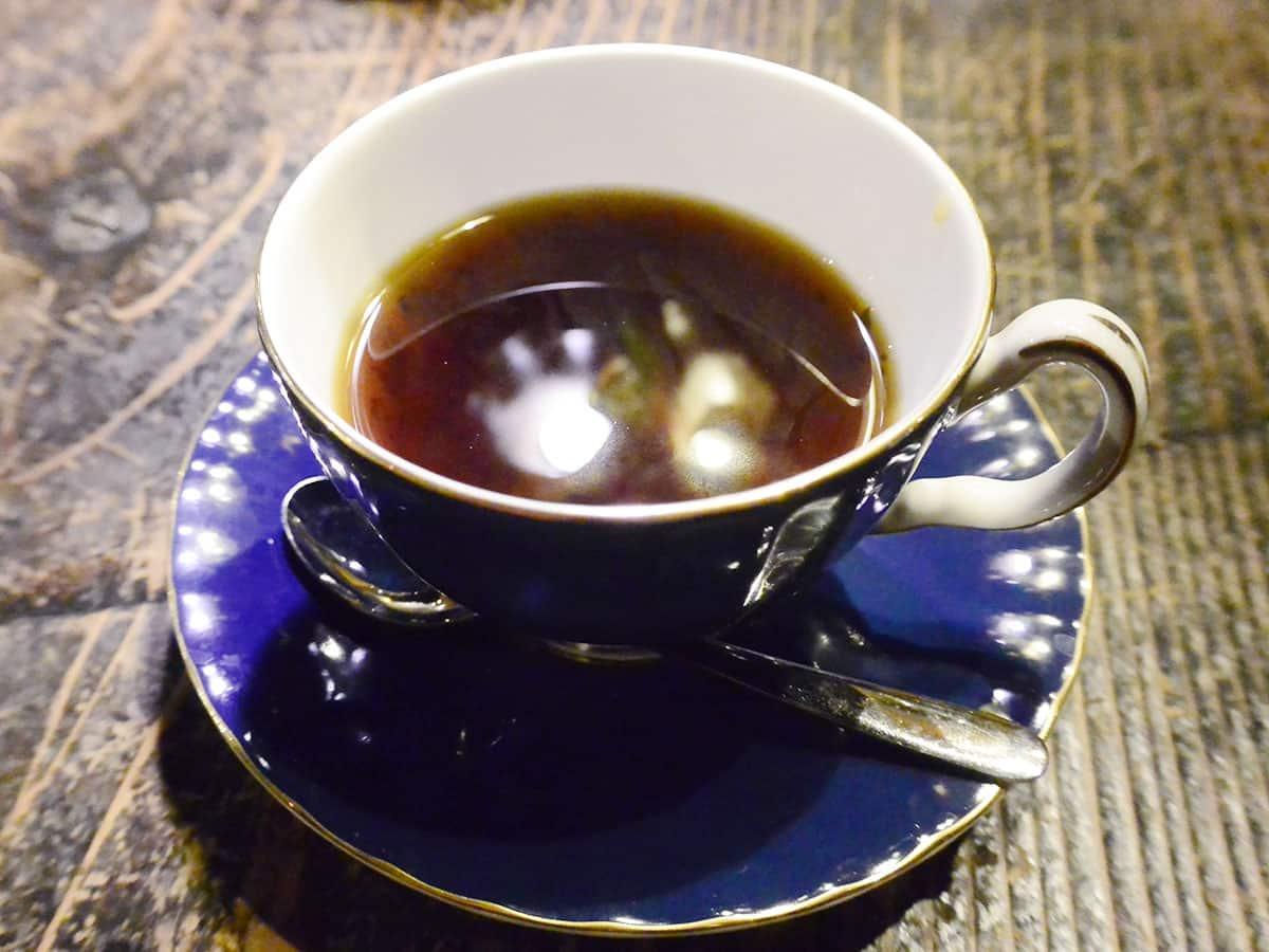東京 新宿 自家焙煎珈琲 凡|ブレンドコーヒー