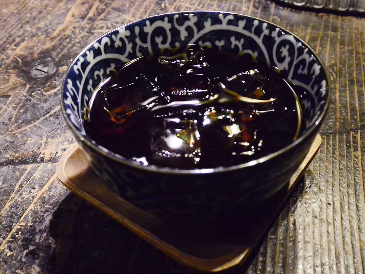 東京 新宿 自家焙煎珈琲 凡|アイスコーヒー