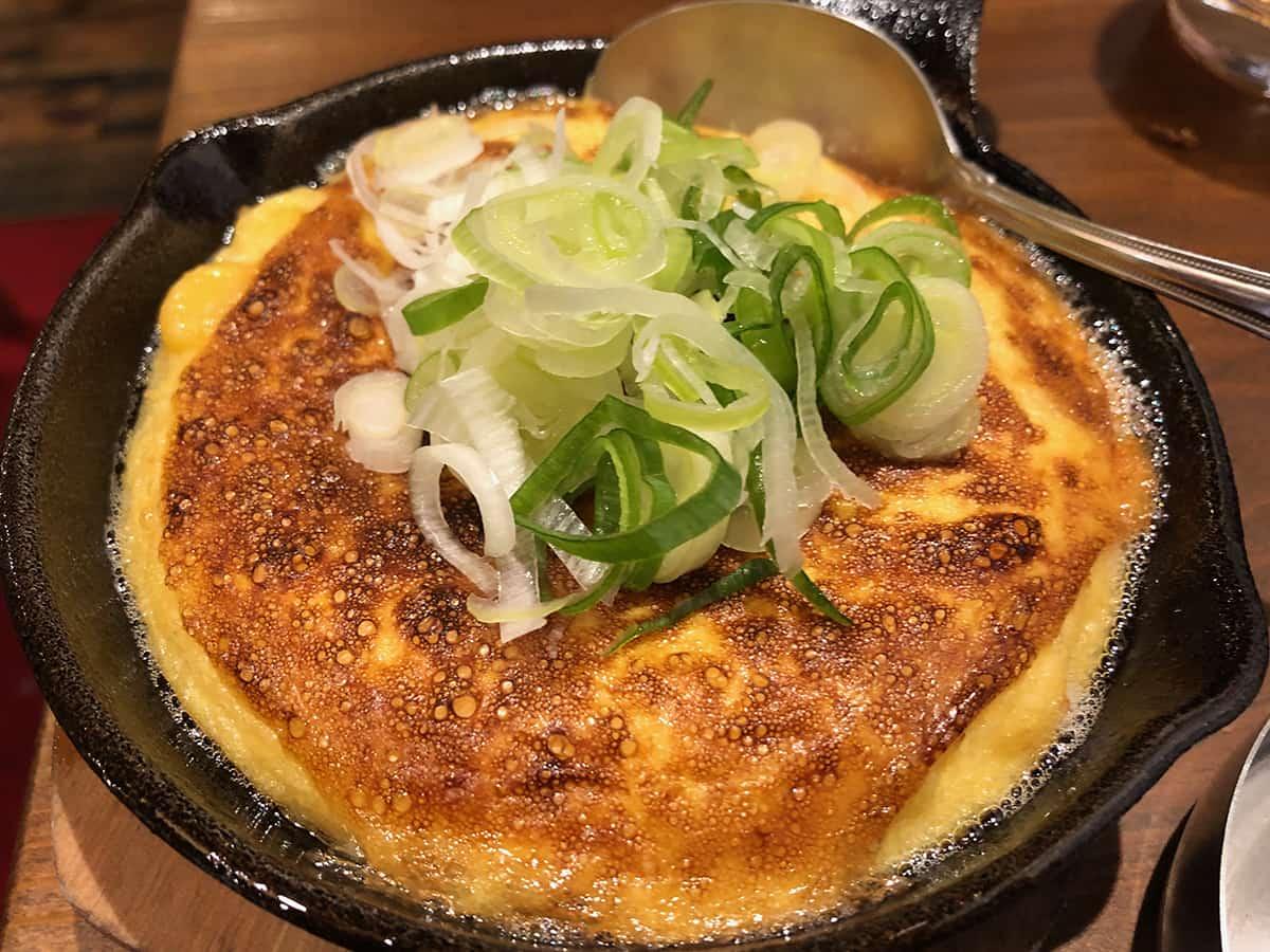 東京 亀戸 う成ル|山芋の出汁焼き
