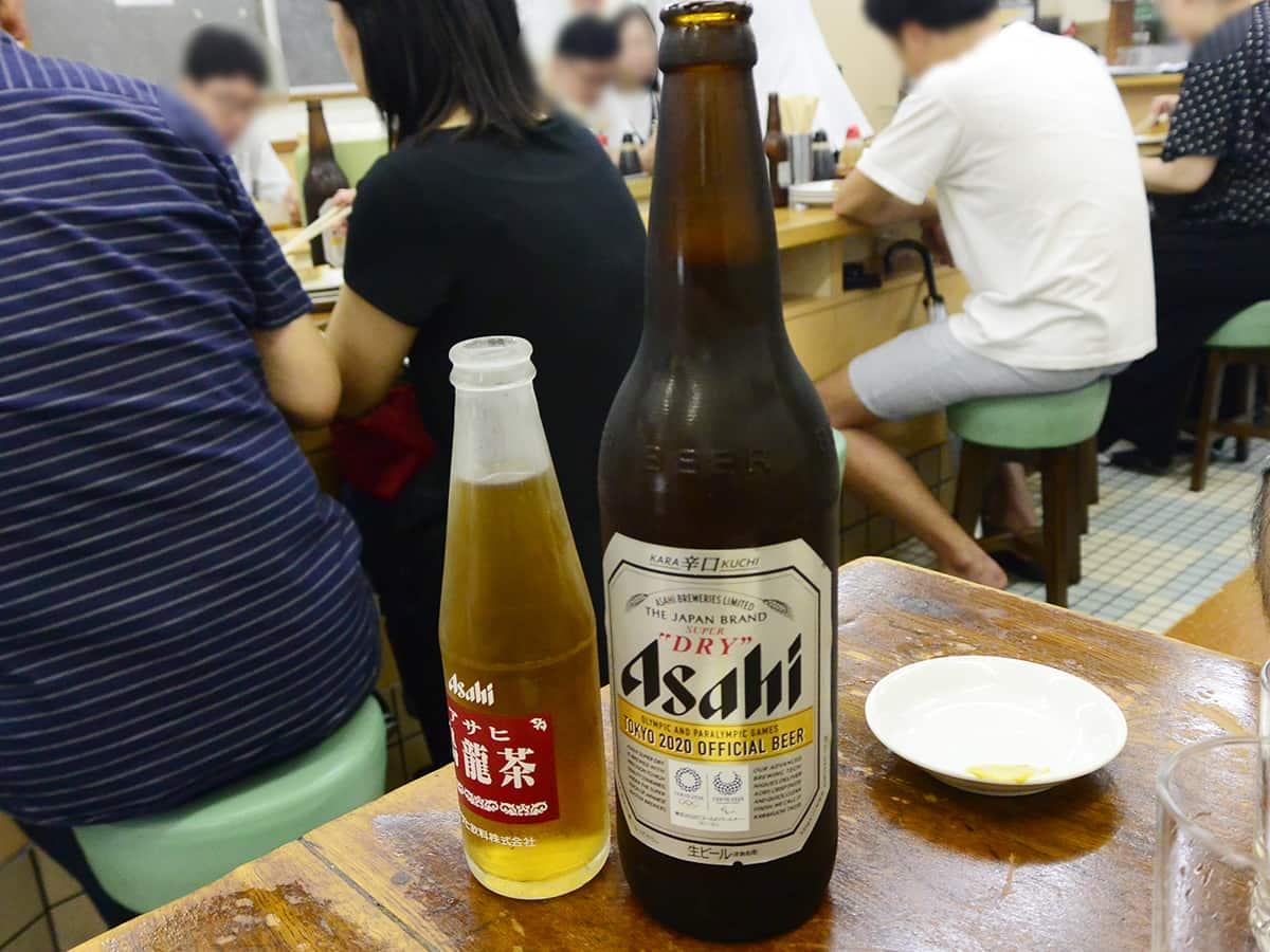 東京 亀戸 亀戸餃子 本店|飲み物