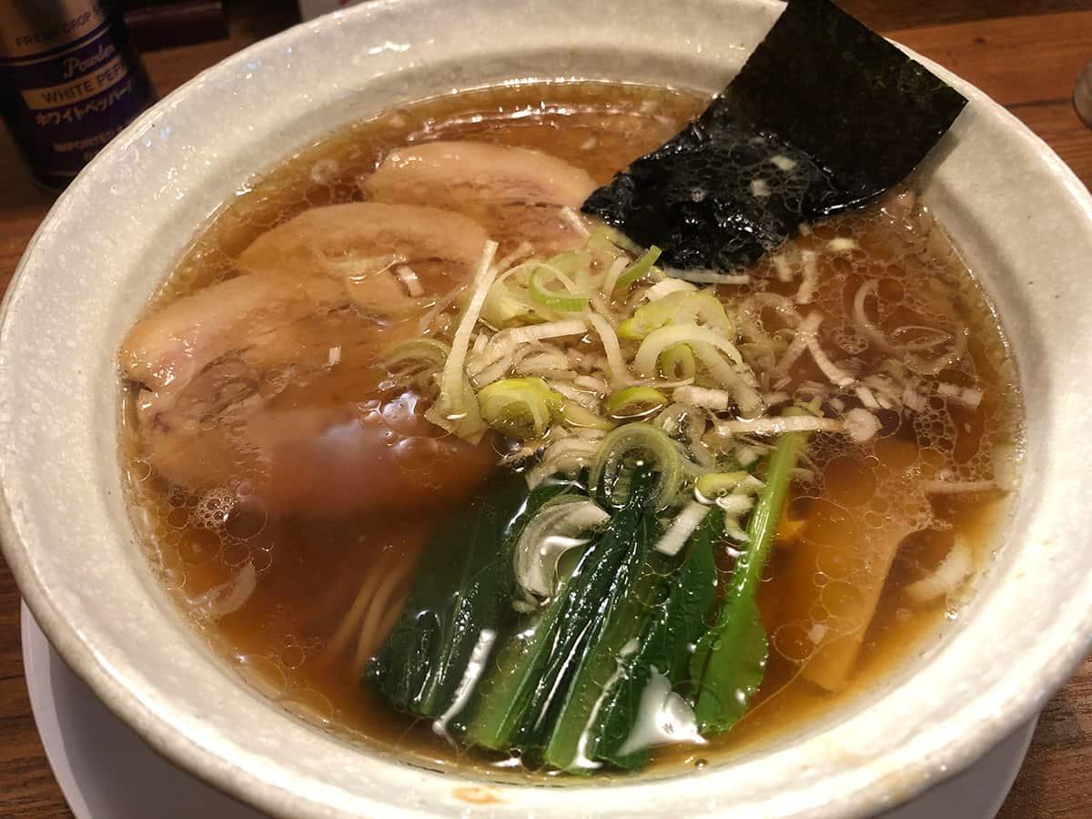 茨城 八千代 らーめん すずらん|チャーシュー麺