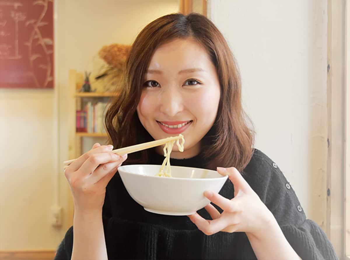 ラーメン好き女子|宅麺.com
