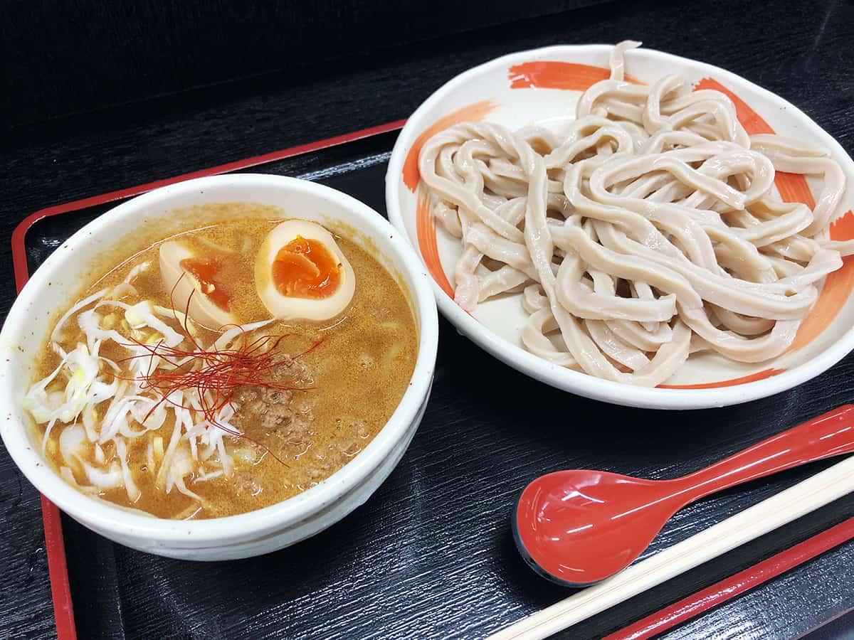 東京 小平 小平うどん 小平本店|胡麻味噌坦々麺