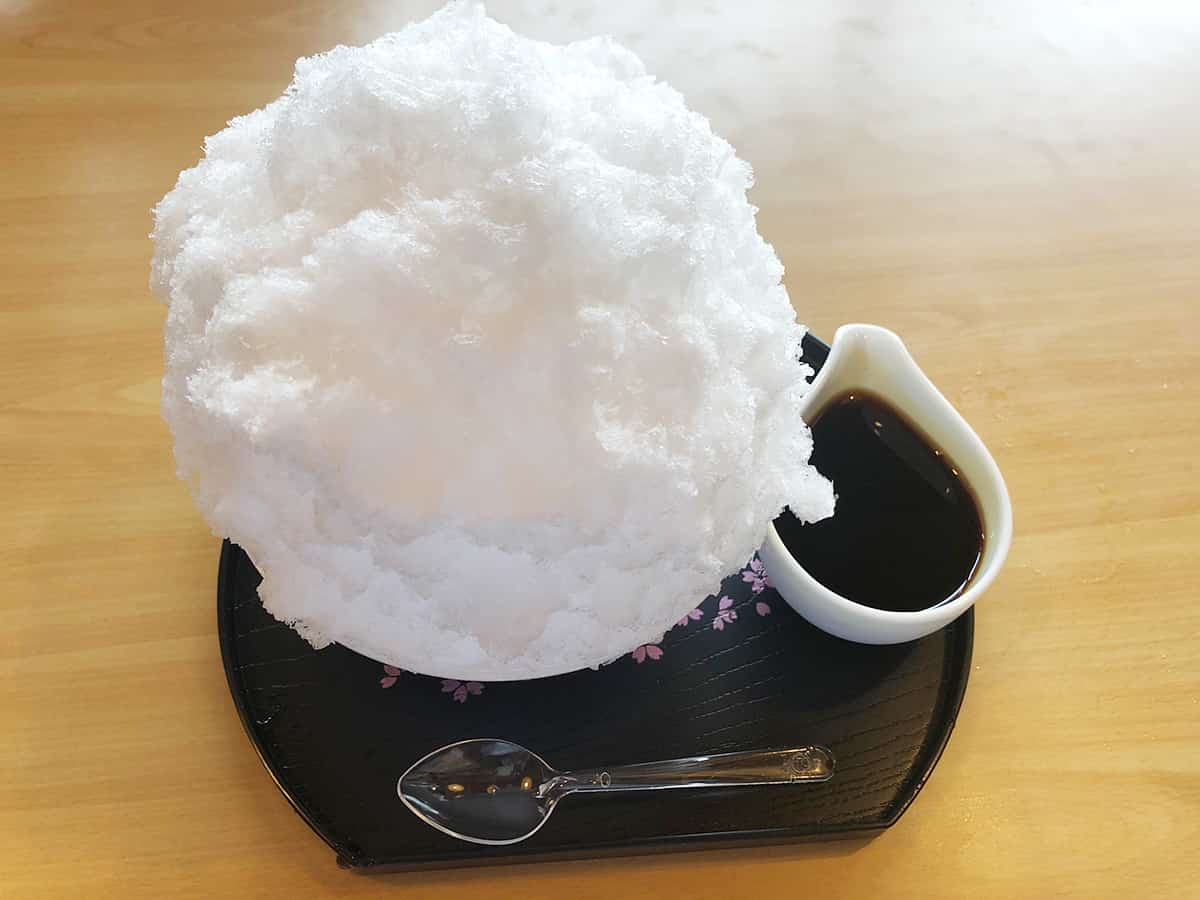 群馬 館林 氷問屋 野澤屋 セイロン紅茶