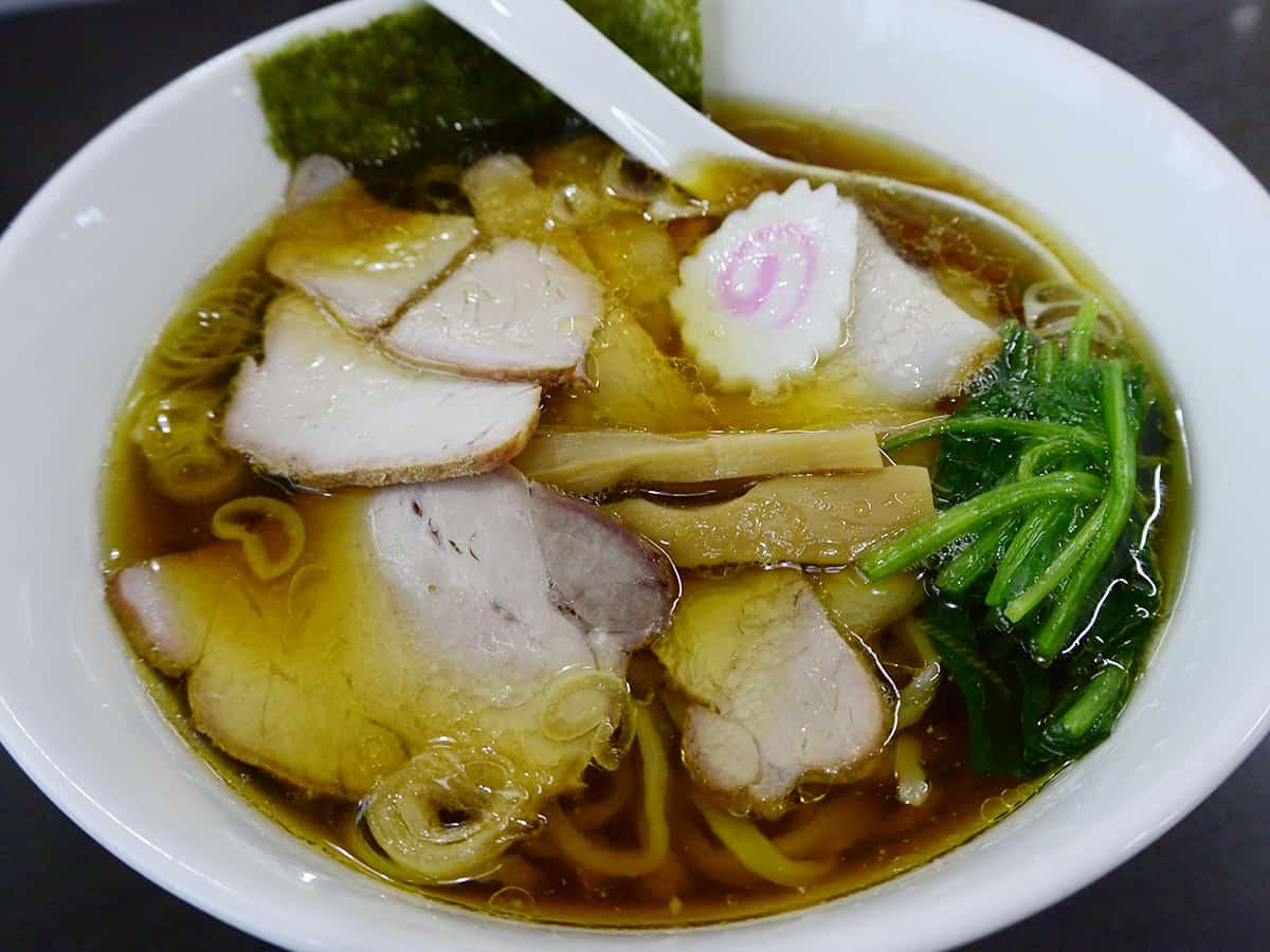福島 白河 とら食堂|焼豚麺