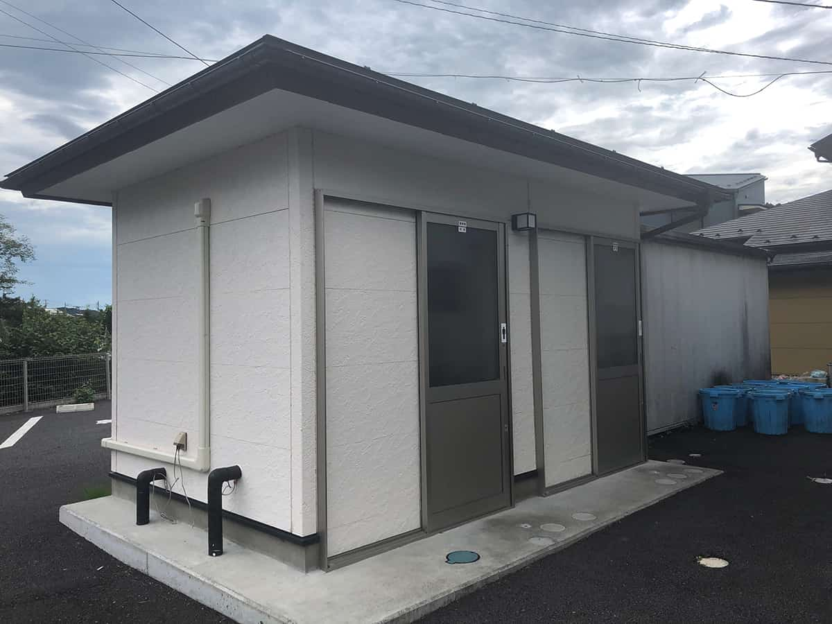 福島 白河 とら食堂|トイレ