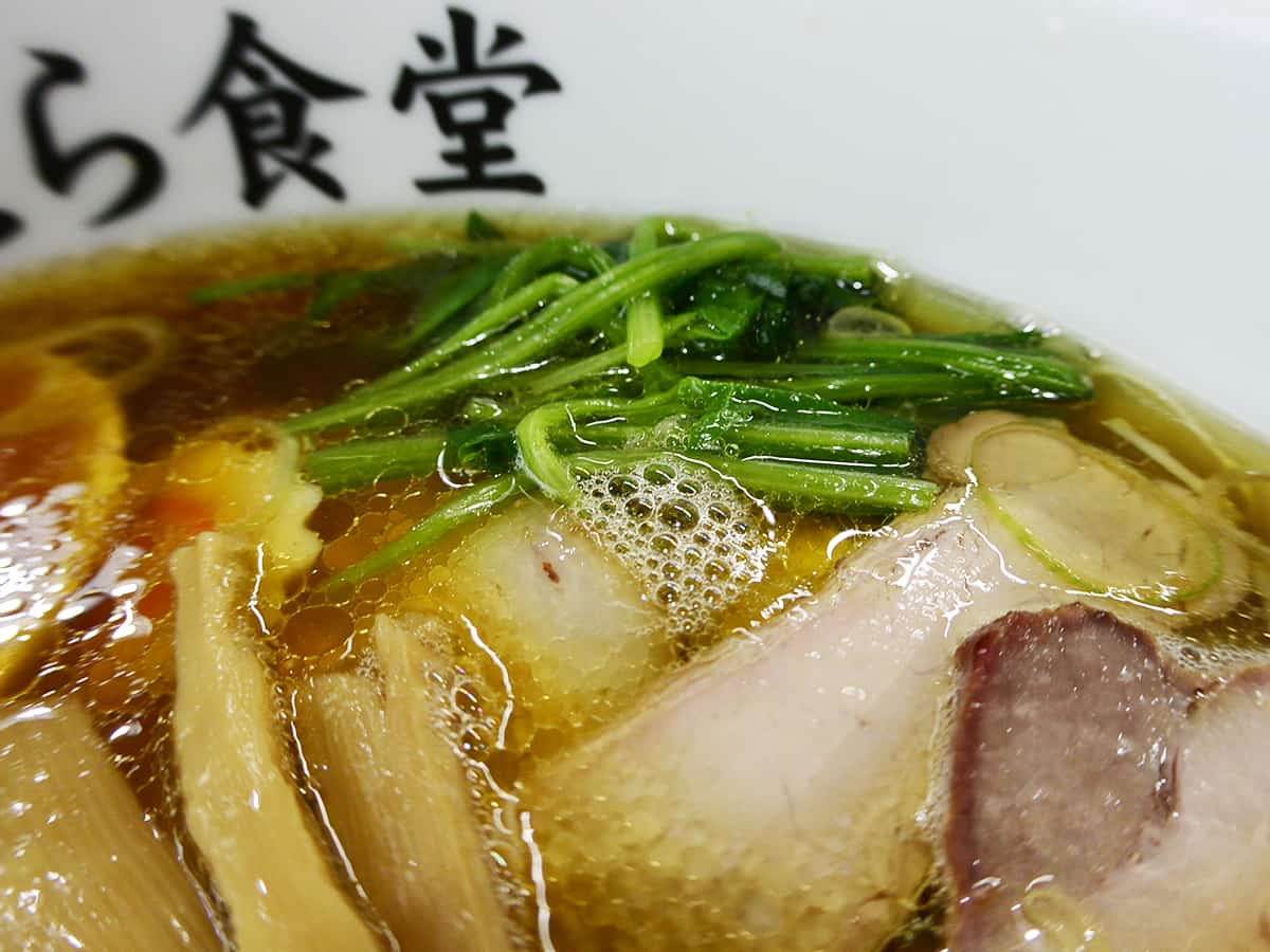 福島 白河 とら食堂|ほうれん草