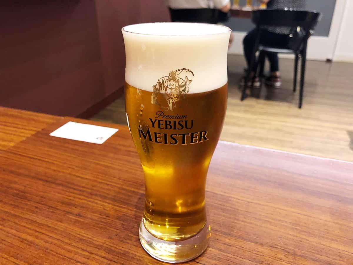 東京 恵比寿 ヱビスビール記念館|エビスマイスター