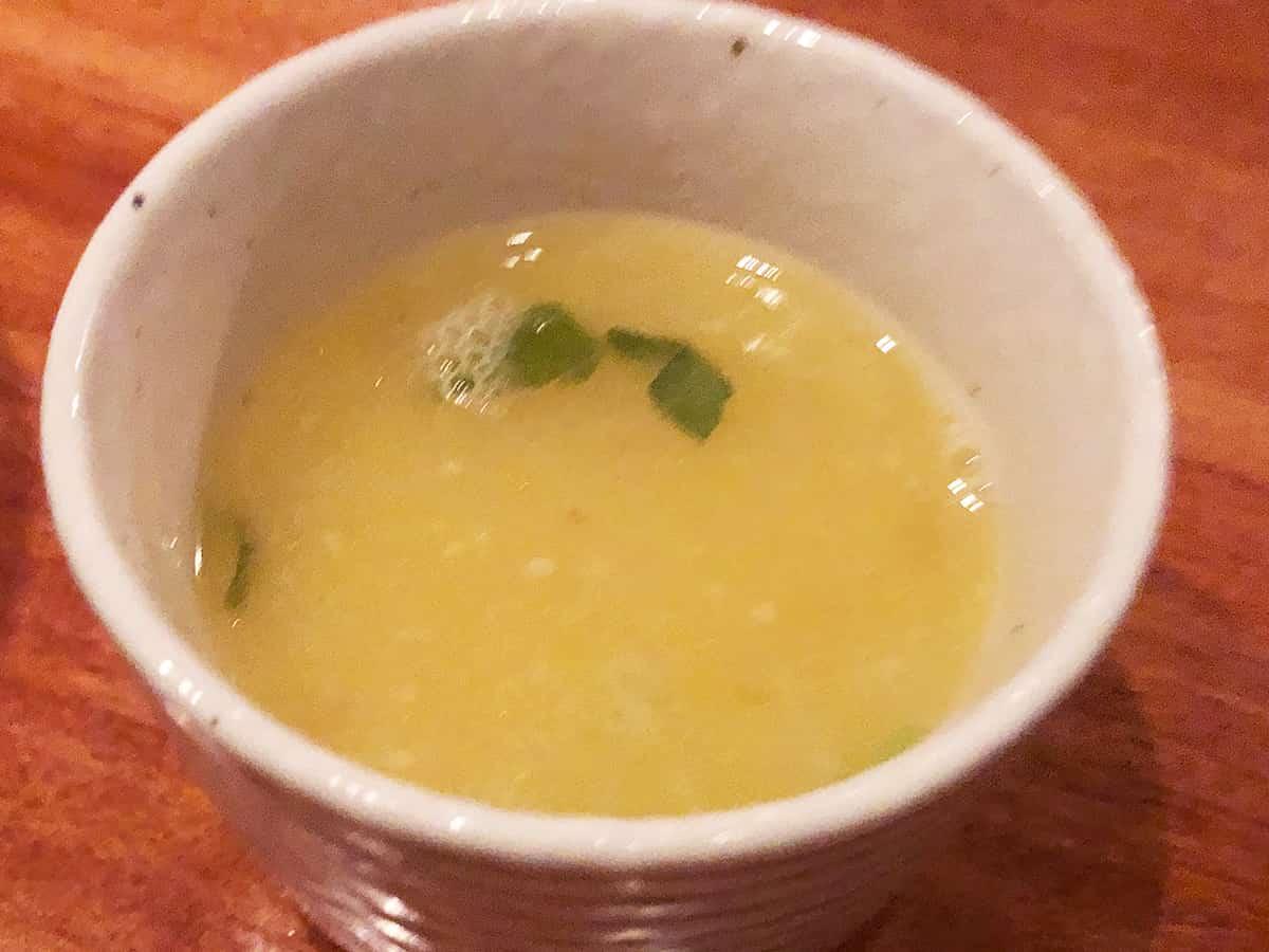 東京 新宿 晴京|鶏スープ