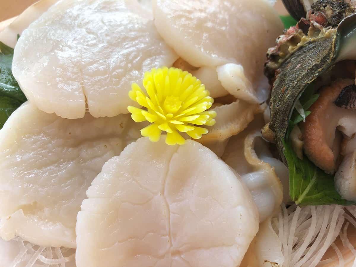 山形 酒田 菅原鮮魚|ホタテ