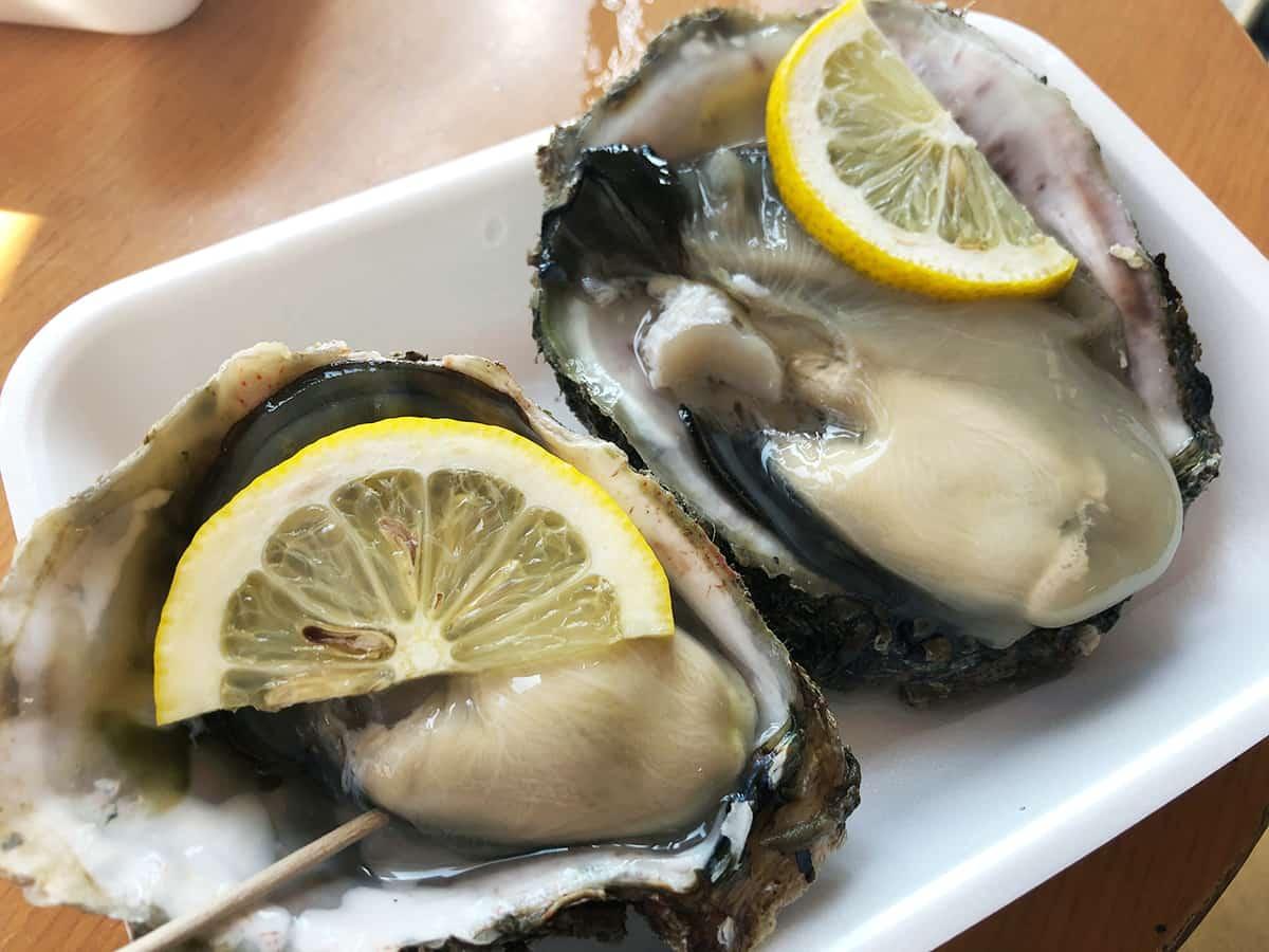 山形 酒田 菅原鮮魚|牡蠣