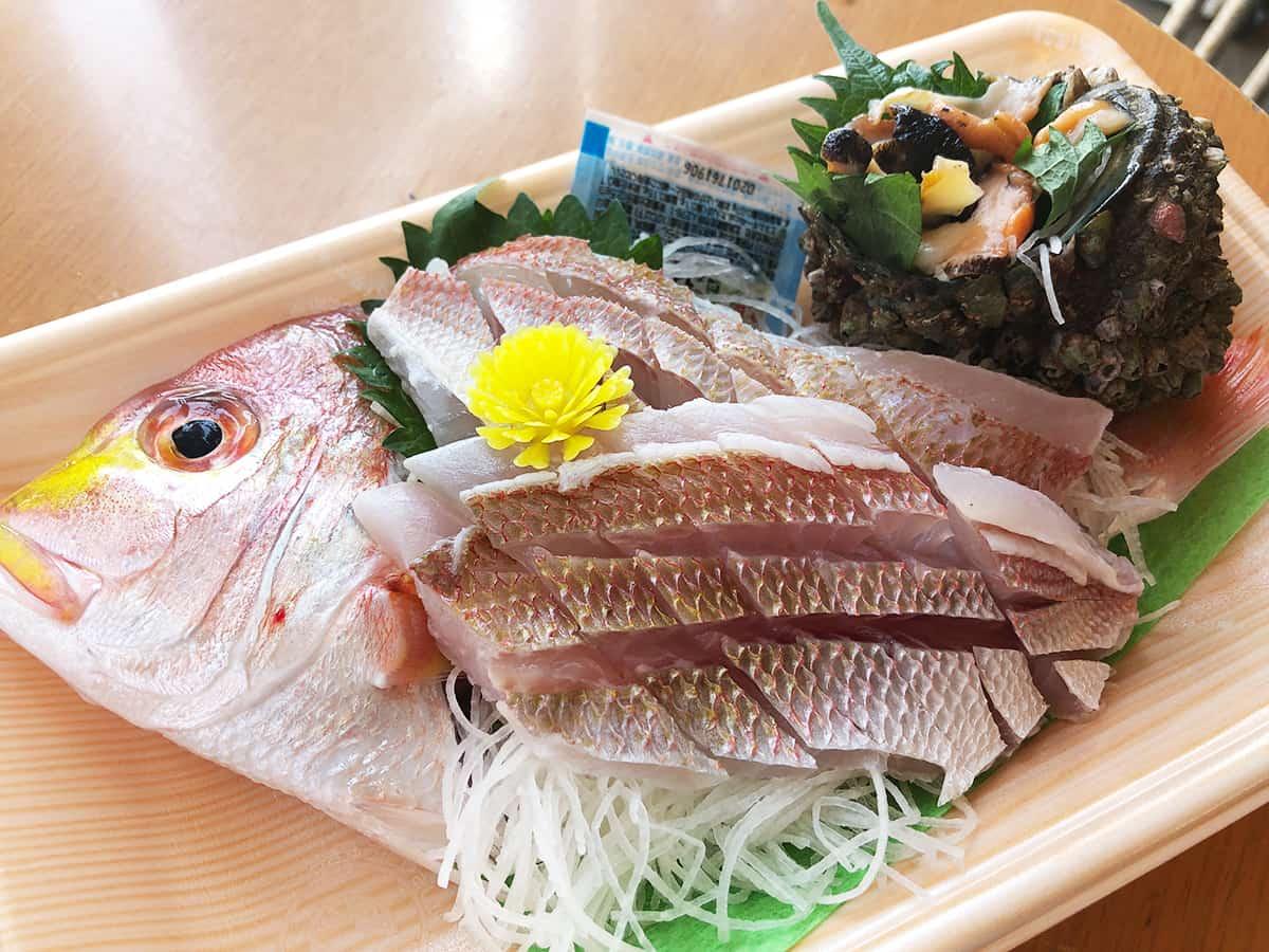 山形 酒田 菅原鮮魚|盛り合わせ