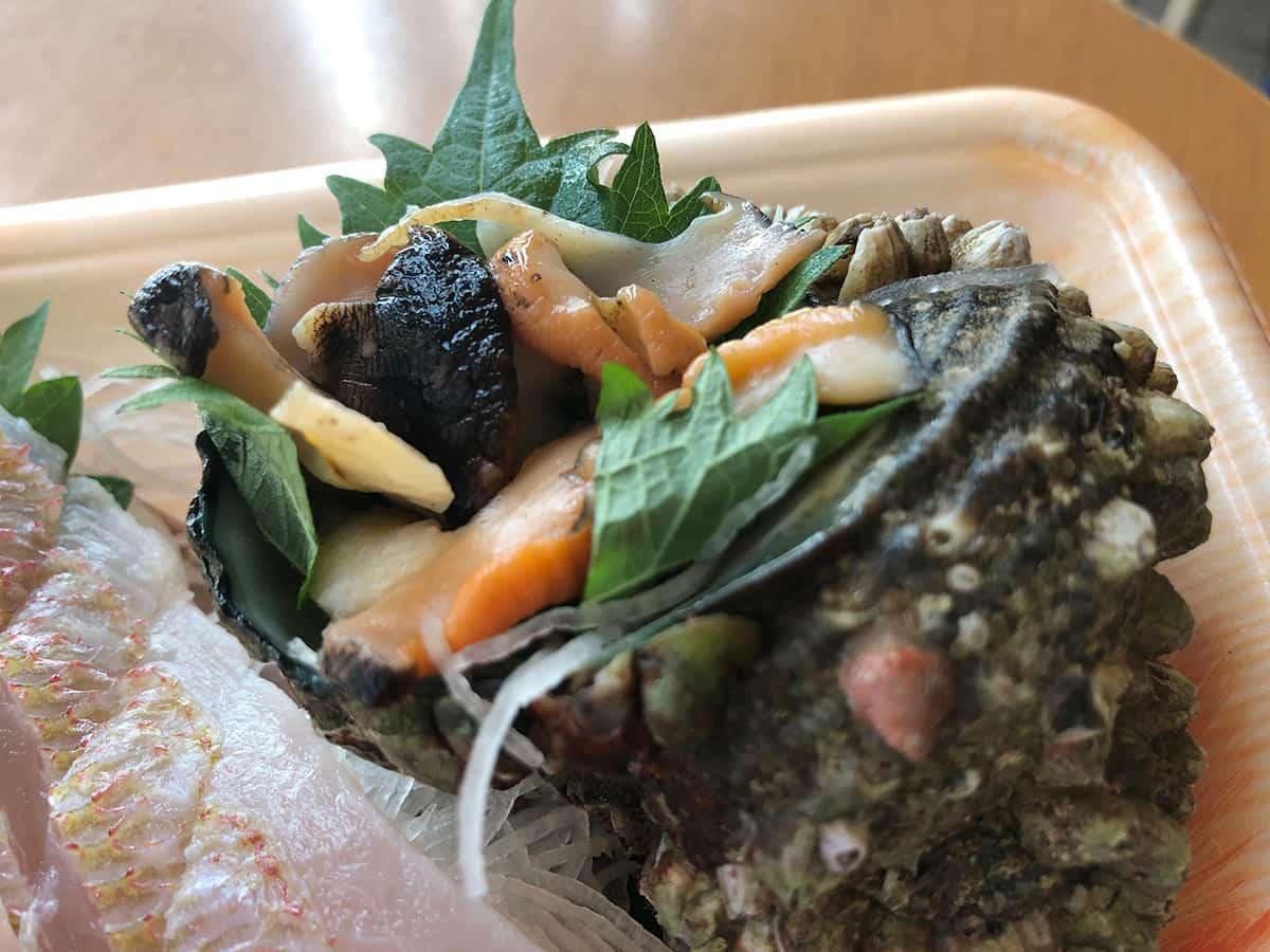 山形 酒田 菅原鮮魚|つぶ貝
