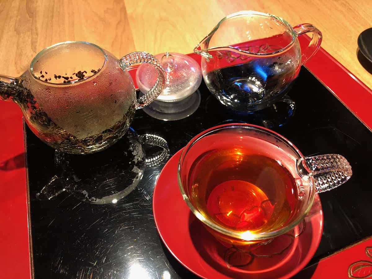 新潟 村上 富士見園|雪国紅茶