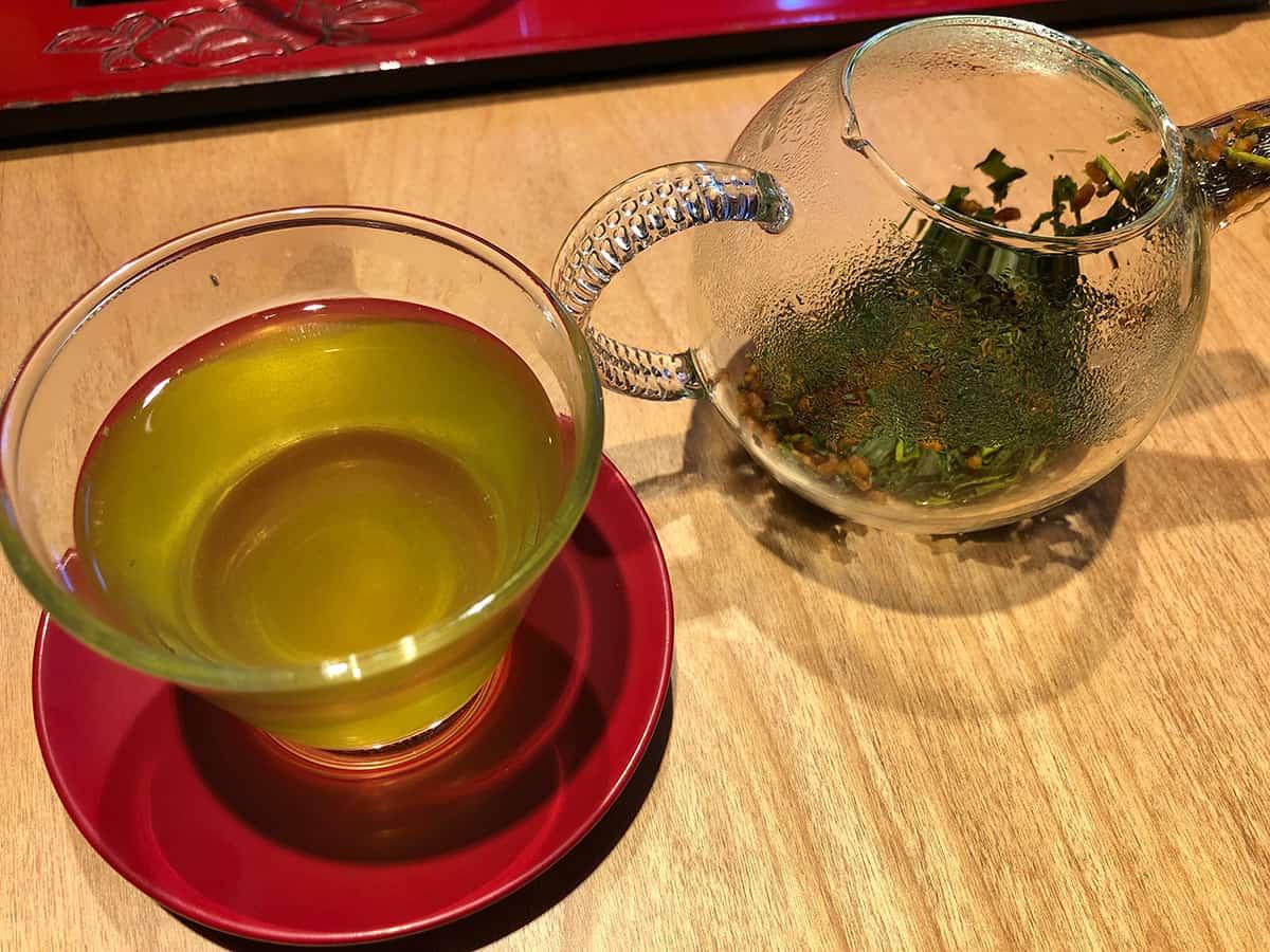 新潟 村上 富士見園|こしひかり玄米茶