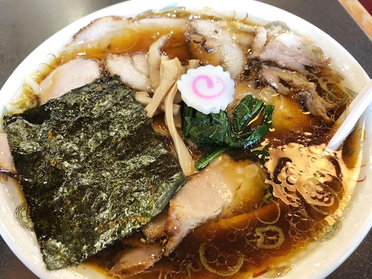 新潟 長岡 青島食堂 曲新町店|青島チャーシュー