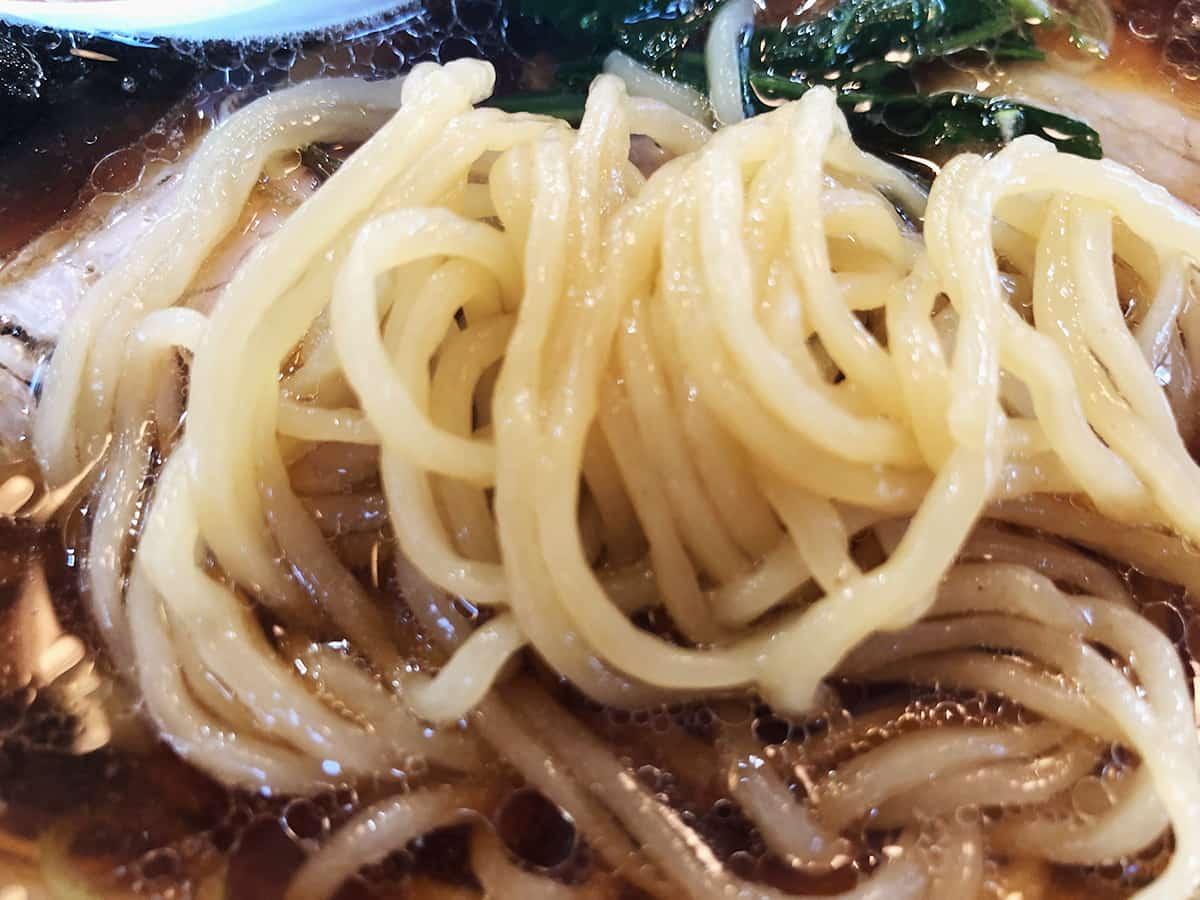 新潟 長岡 青島食堂 曲新町店|麺