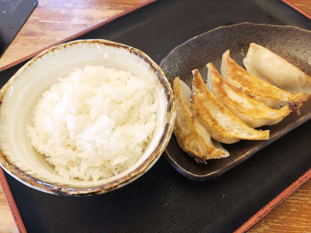 神奈川 厚木 中華そば 麺や食堂 本店 ランチセット