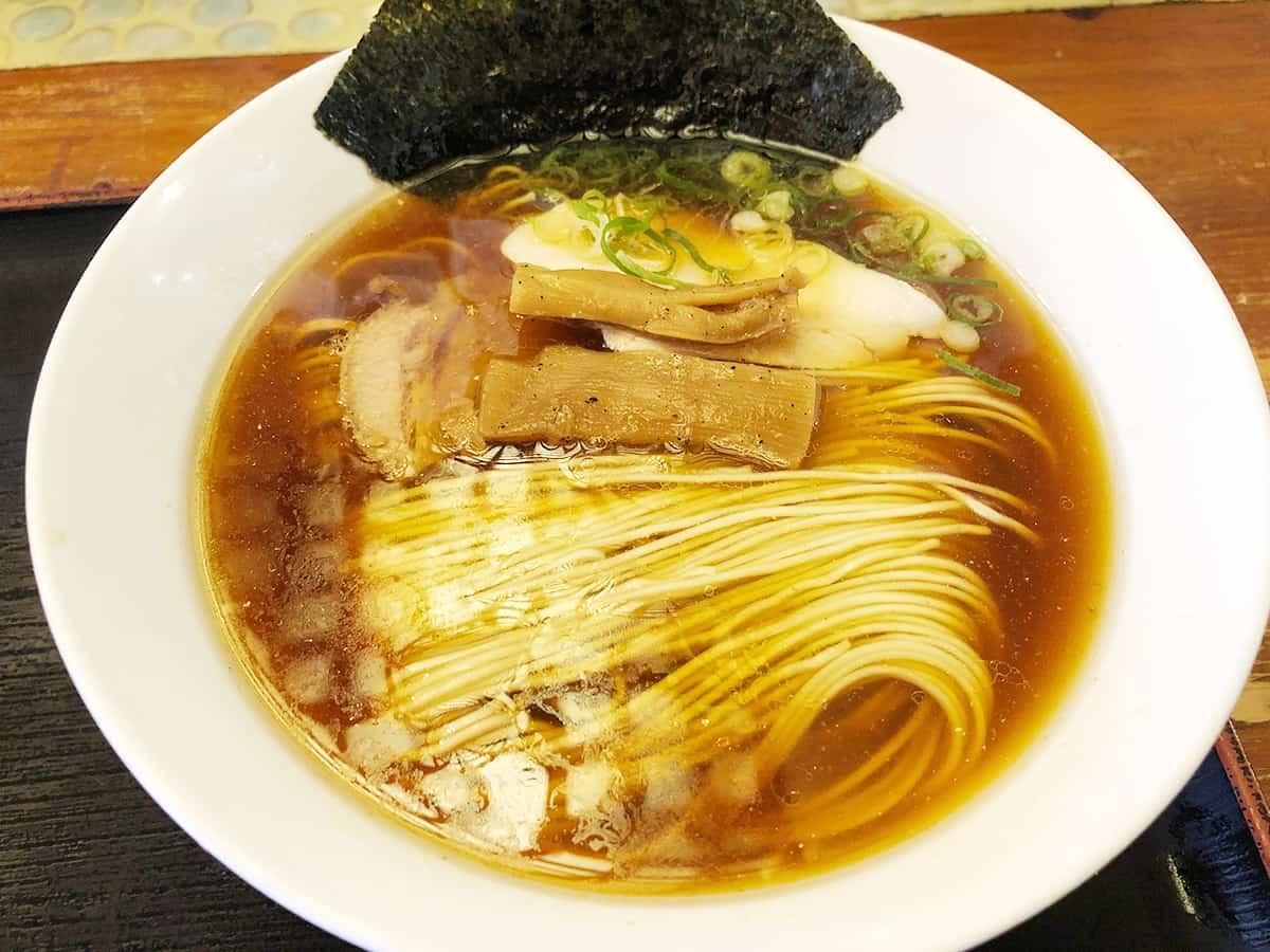 神奈川 厚木 中華そば 麺や食堂 本店|中華そば