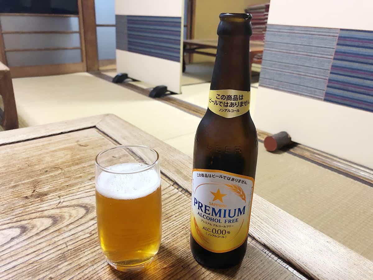 群馬 前橋 古久家|ノンアルコールビール