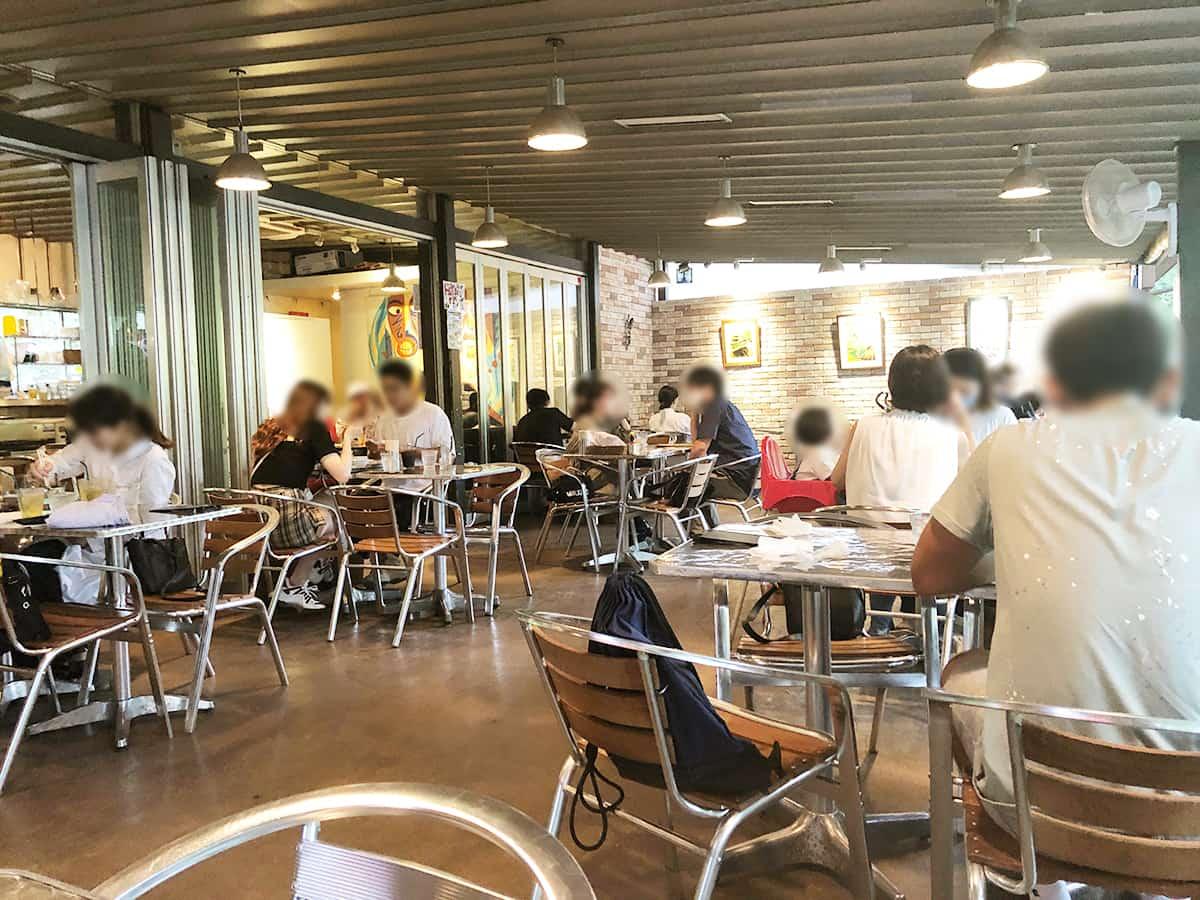 東京 井の頭公園 ペパカフェ・フォレスト(pepacafe FOREST)|店内