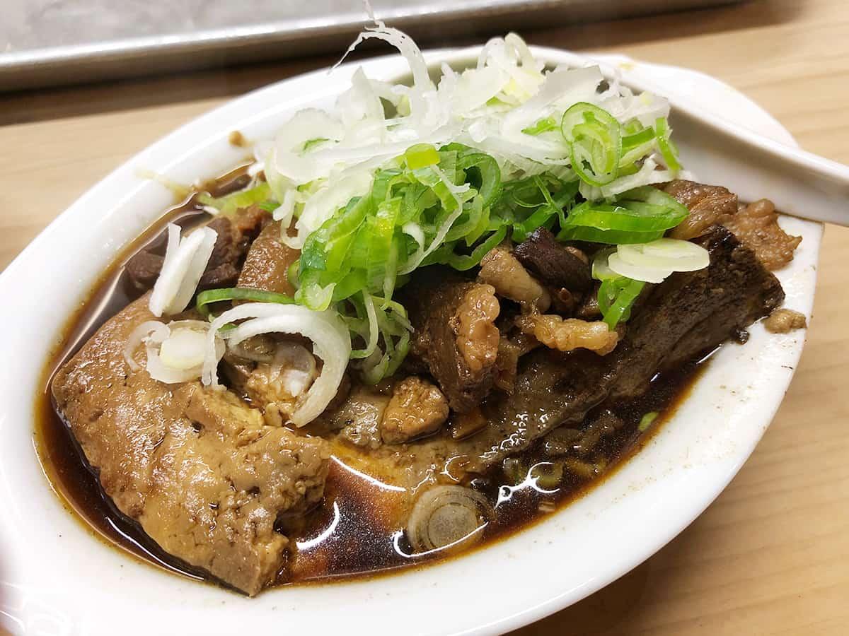 東京 池袋 千登利|牛肉豆腐
